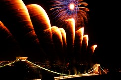 Bridge Fireworks 1